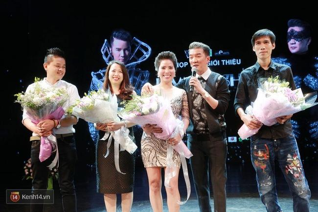 Đàm Vĩnh Hưng bảnh bao trong ngày ra mắt liveshow kỉ niệm 20 năm ca hát tại Hà Nội - Ảnh 6.