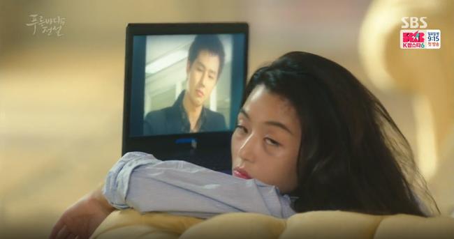 """Blue Sea: """"Thánh bịp"""" Lee Min Ho phát hiện Jeon Ji Hyun là người cá - Ảnh 11."""