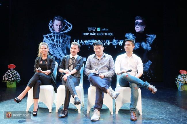 Đàm Vĩnh Hưng bảnh bao trong ngày ra mắt liveshow kỉ niệm 20 năm ca hát tại Hà Nội - Ảnh 7.