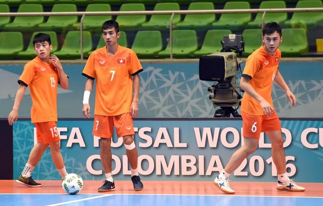 Tuyển futsal Việt Nam tự tin đánh bại đội bóng số 3 thế giới ở vòng 1/8 World Cup - Ảnh 6.