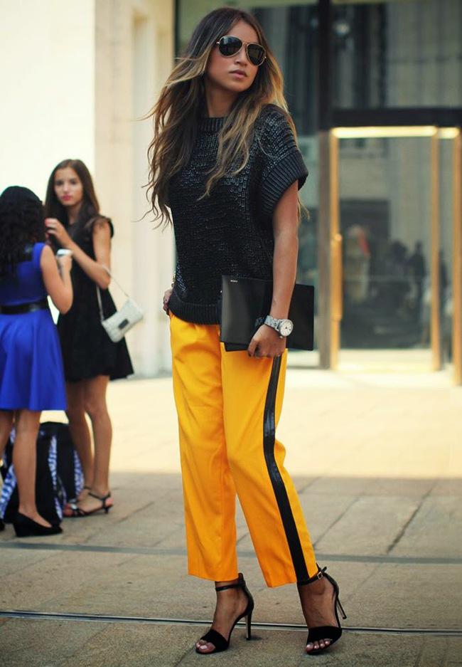 Chiếc quần Zara này đang được các fashionista thế giới thi nhau diện và nó có bán tại store Zara Việt Nam - Ảnh 12.