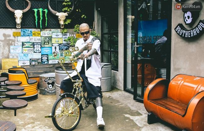 Bên trong khu phức hợp đậm phong cách Chicano của những chàng barber chất chơi ở Sài Gòn - Ảnh 11.