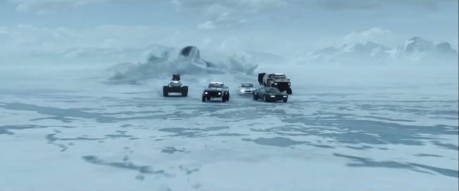 'Fast & Furious 8- ''Qúa Nhanh Qúa Nguy Hiểm 8''- sự trở lại ngoạn mục