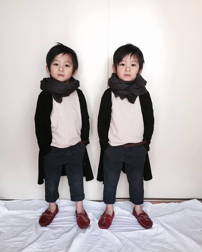 Hai anh em sinh đôi chỉ mới 5 tuổi này đang làm mưa làm gió Instagram vì quá dễ thương! - Ảnh 19.