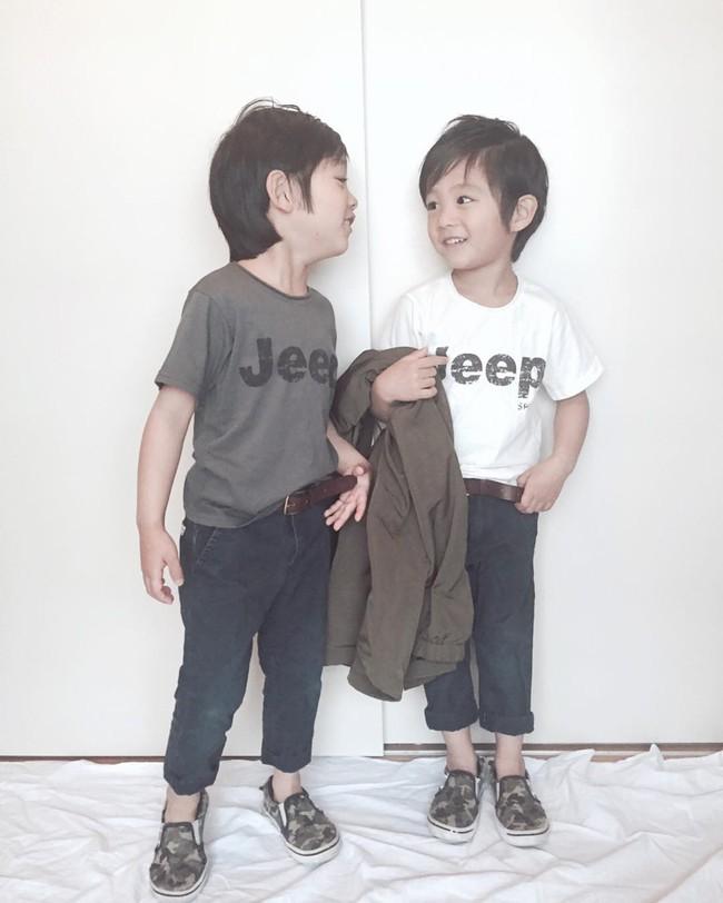 Hai anh em sinh đôi chỉ mới 5 tuổi này đang làm mưa làm gió Instagram vì quá dễ thương! - Ảnh 4.