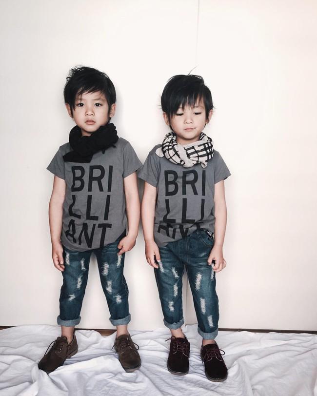 Hai anh em sinh đôi chỉ mới 5 tuổi này đang làm mưa làm gió Instagram vì quá dễ thương! - Ảnh 23.