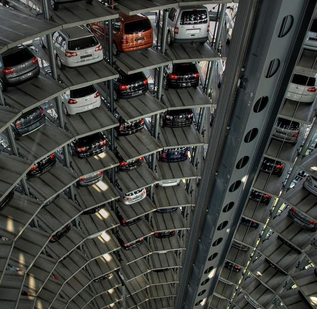 Choáng ngợp trước hệ thống đỗ xe tự động - xu thế tất yếu của thế kỷ 21 - Ảnh 4.