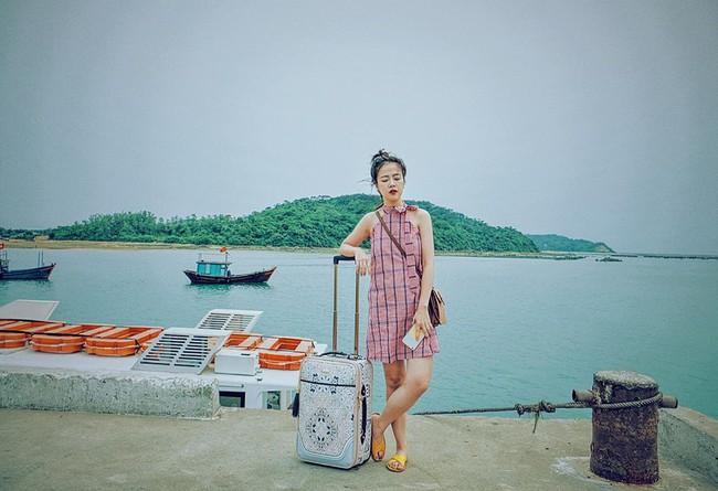 Chuyến đi Cô Tô 5 sao siêu hot của cô nàng 9x: Ở chỗ đẹp, ăn món ngon và chụp ảnh cực ảo - Ảnh 1.