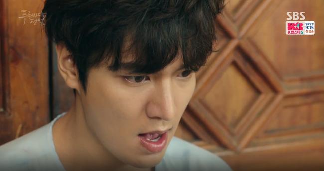 """Blue Sea: """"Thánh bịp"""" Lee Min Ho phát hiện Jeon Ji Hyun là người cá - Ảnh 1."""