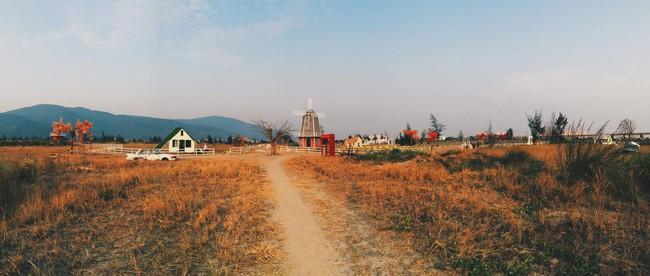 Giới trẻ Đà Nẵng sắp có thêm điểm chụp ảnh mới: Một phim trường đẹp như châu Âu - Ảnh 2.