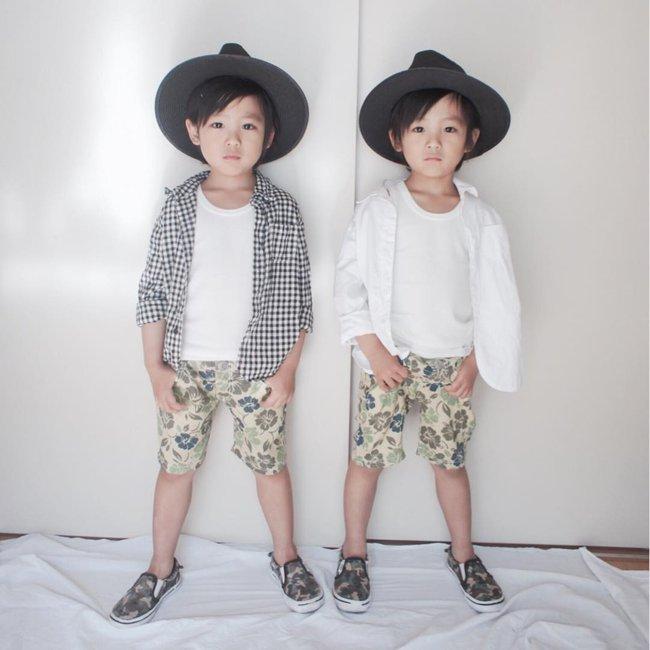 Hai anh em sinh đôi chỉ mới 5 tuổi này đang làm mưa làm gió Instagram vì quá dễ thương! - Ảnh 11.