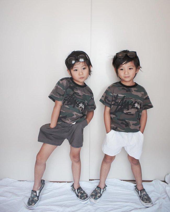 Hai anh em sinh đôi chỉ mới 5 tuổi này đang làm mưa làm gió Instagram vì quá dễ thương! - Ảnh 5.