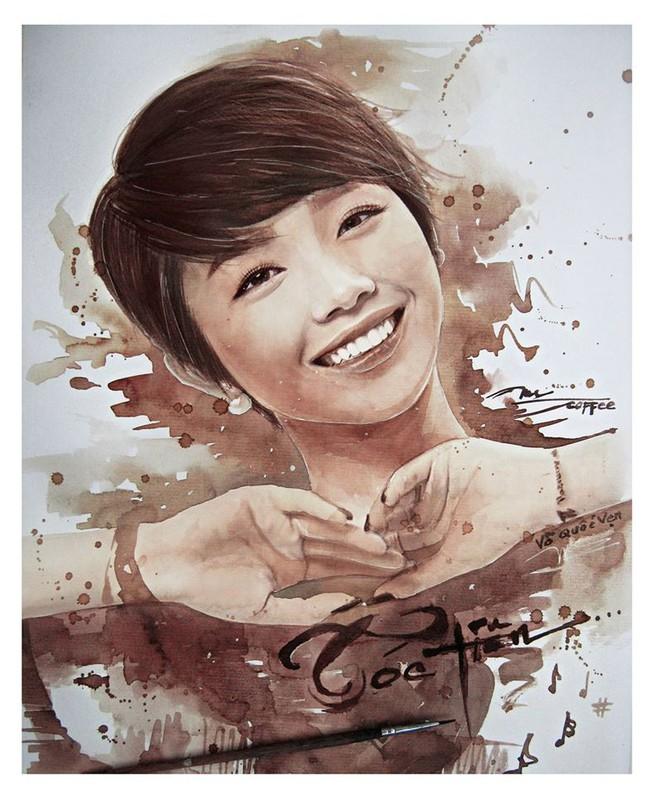 9X chuyên vẽ chân dung sao Việt được vinh danh trên tạp chí nghệ thuật nổi tiếng hàng đầu của Mỹ - Ảnh 13.