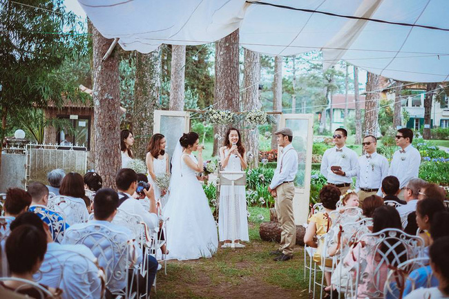 Đám cưới trong mơ là khách dưới 10 bàn và làm thứ mình thích, chẳng sợ bị chê bai... - Ảnh 1.
