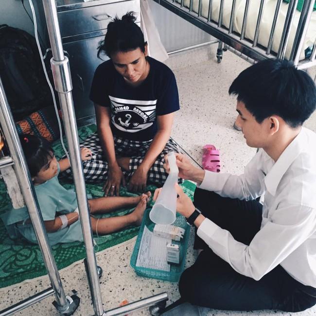 Dược sĩ đẹp trai nhất Thái Lan đây rồi! - Ảnh 24.