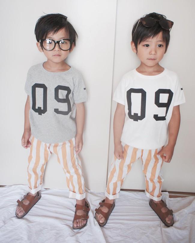 Hai anh em sinh đôi chỉ mới 5 tuổi này đang làm mưa làm gió Instagram vì quá dễ thương! - Ảnh 7.