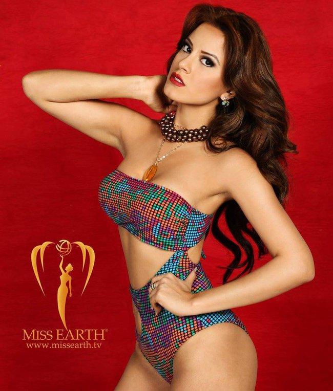 Cận cảnh nhan sắc người đẹp đã đánh bại Nam Em, đăng quang Miss Earth 2016 - Ảnh 6.