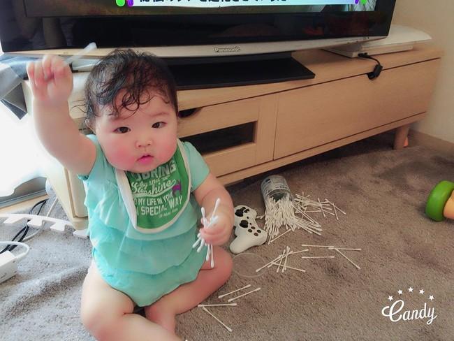 Cô bé Nhật mũm mĩm vừa ngủ vừa ăn khiến dân mạng xuýt xoa vì quá đáng yêu - Ảnh 10.