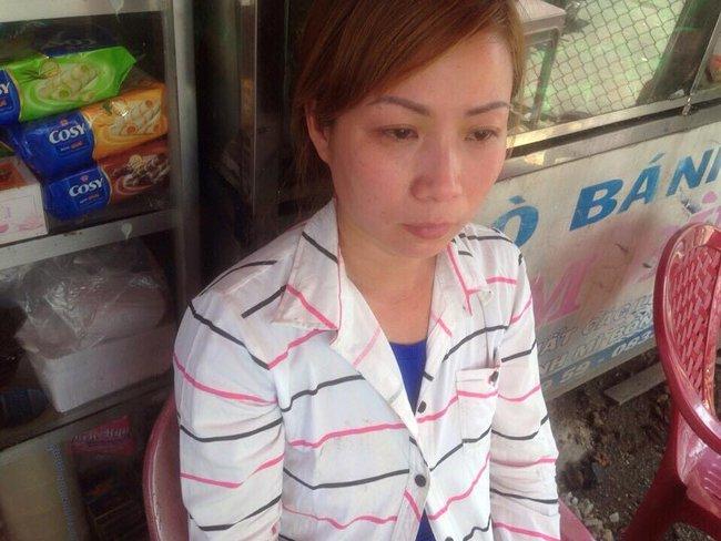 Chị Huệ trở về nhà, không nhận ra người thân và bị mất hết tài sản.