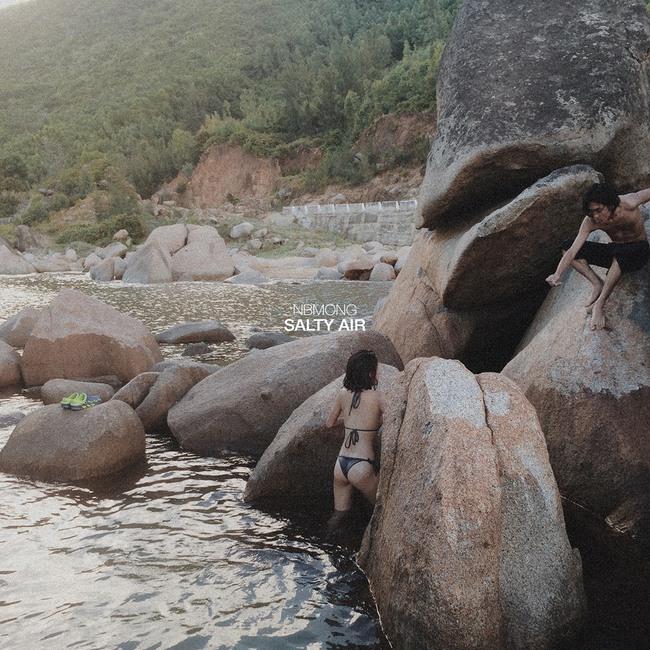 Đẹp mê hoặc như biển Thiên Cầm (Hà Tĩnh): Thêm một địa điểm mà hè này bạn phải đi! - Ảnh 20.