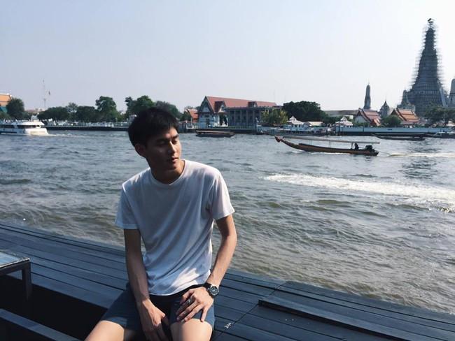 Dược sĩ đẹp trai nhất Thái Lan đây rồi! - Ảnh 13.