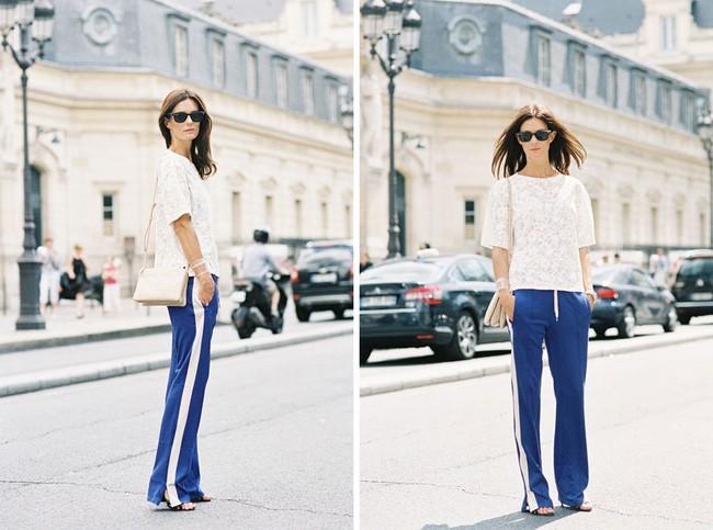 Chiếc quần Zara này đang được các fashionista thế giới thi nhau diện và nó có bán tại store Zara Việt Nam - Ảnh 14.
