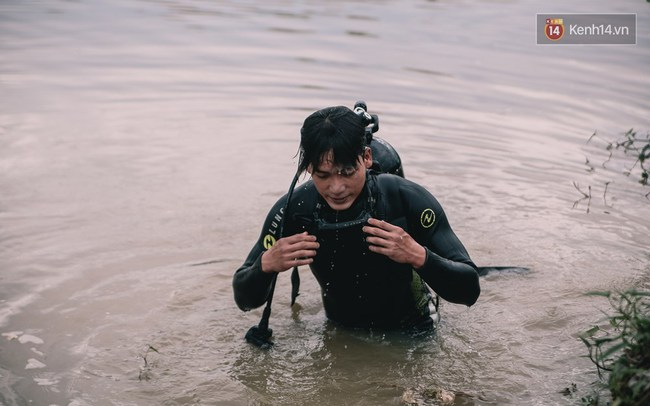 Anh chàng 20 tuổi điển trai và quyết định khác lạ: Bỏ đại học để theo đuổi nghiệp lính cứu hộ - Ảnh 4.