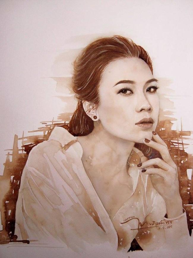 9X chuyên vẽ chân dung sao Việt được vinh danh trên tạp chí nghệ thuật nổi tiếng hàng đầu của Mỹ - Ảnh 8.