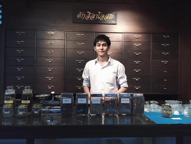Dược sĩ đẹp trai nhất Thái Lan đây rồi! - Ảnh 4.
