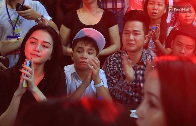 Bố bật khóc khi ca khúc Nỗi đau ngọt ngào của Minh Thuận vang lên - Ảnh 7.