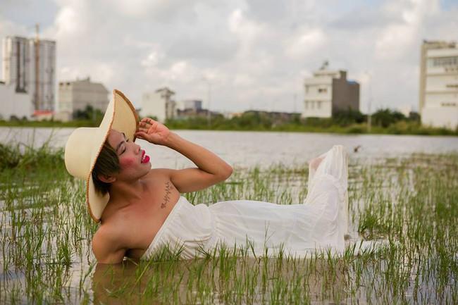 Công chúa Thủy tề Tùng Sơn đã có quản lý riêng, nhận quảng cáo và siêu chảnh - Ảnh 3.