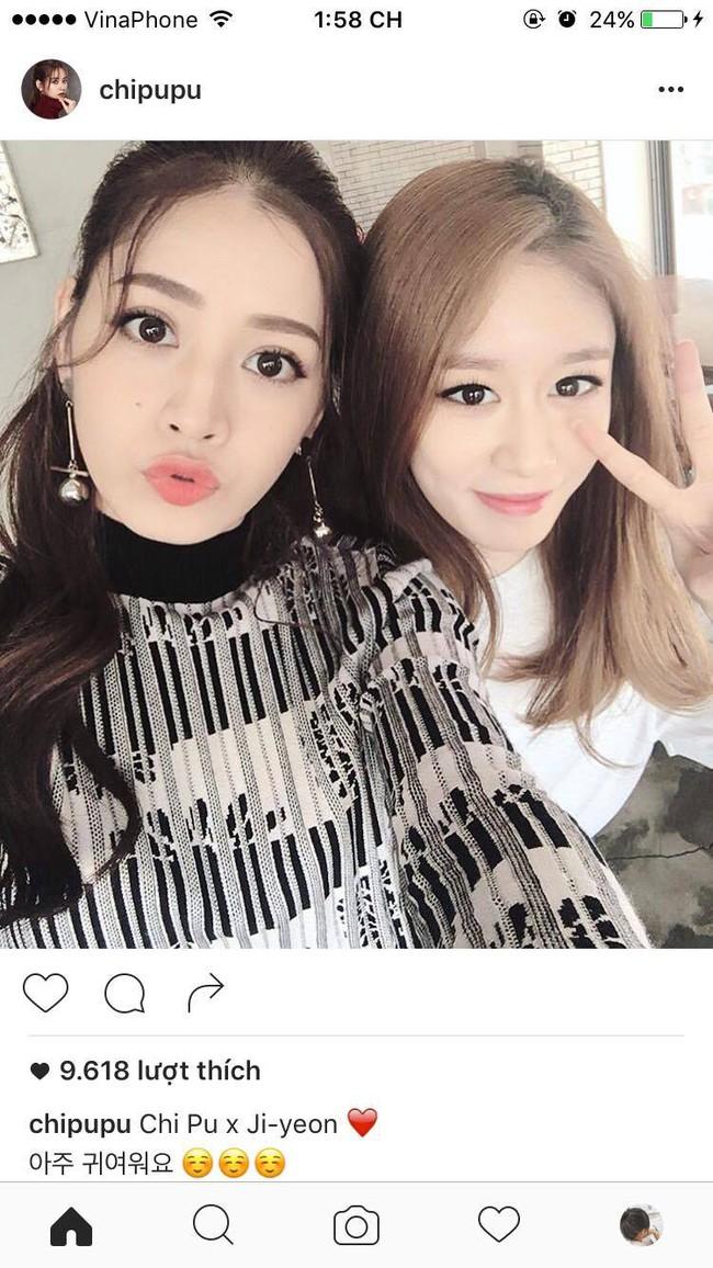Chi Pu bất ngờ gặp mặt, được Jiyeon (T-ara) khen ngợi hết lời - Ảnh 5.