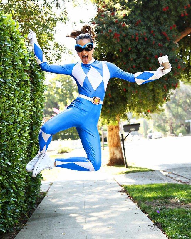 Vài ngày nữa mới Halloween, nhưng sao Hollywood đã tưng bừng hóa trang khởi động - Ảnh 9.