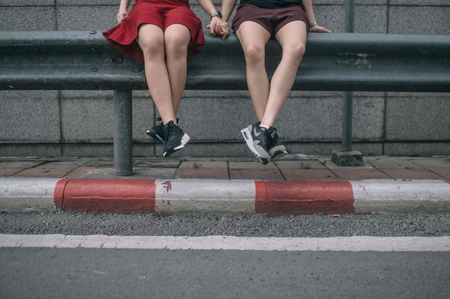 Bộ ảnh tình yêu của hai cô gái Thái Lan sẽ khiến bạn tan chảy vì quá dễ thương! - Ảnh 10.