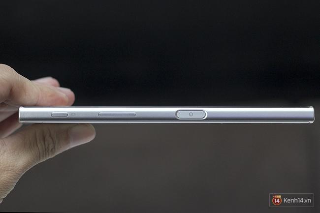 Chiêm ngưỡng vẻ đẹp khó cưỡng của Xperia XZ mà Sony sắp bán ra tại Việt Nam - Ảnh 14.