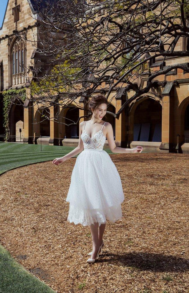 Ngọc Trinh xinh như công chúa trong bộ ảnh thực hiện tại Úc - Ảnh 11.