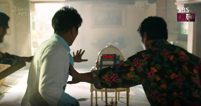 """Blue Sea: """"Thánh bịp"""" Lee Min Ho phát hiện Jeon Ji Hyun là người cá - Ảnh 3."""