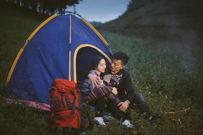 Bộ ảnh cưới trên cung đường phượt tuyệt đẹp của cặp đôi yêu nhau từ cái nhìn đầu tiên - Ảnh 25.