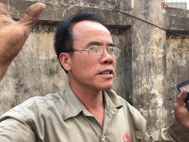 Nhiều người nghi vụ cháy ở KCN Ngọc Hồi do nhóm thợ hàn ống hút khói - ảnh 2