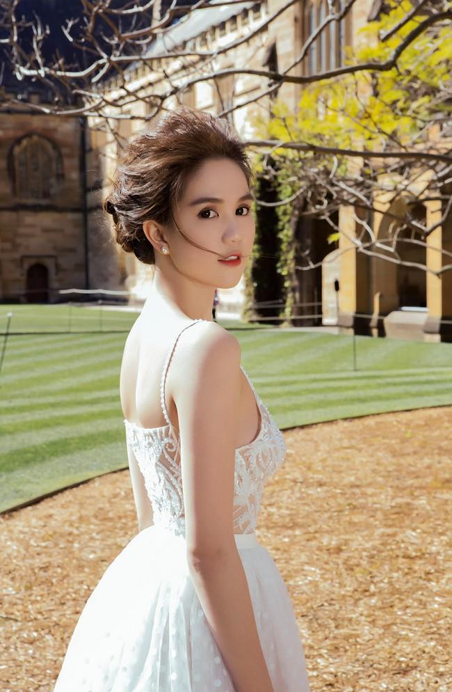 Ngọc Trinh xinh như công chúa trong bộ ảnh thực hiện tại Úc - Ảnh 10.