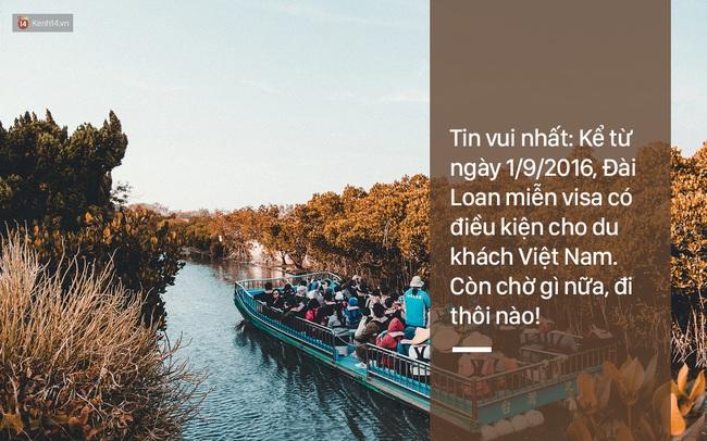 16 lí do tuyệt vời vì sao bạn phải đi Đài Loan ngay trong năm nay! - Ảnh 16.