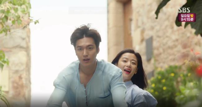 """Blue Sea: """"Thánh bịp"""" Lee Min Ho phát hiện Jeon Ji Hyun là người cá - Ảnh 5."""