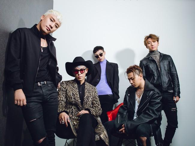 Tranh cãi quanh ý kiến Big Bang nằm trong top boygroup đỉnh nhất hiện nay - Ảnh 1.