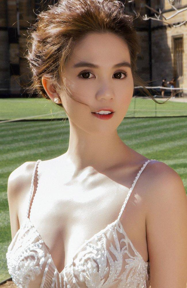 Ngọc Trinh xinh như công chúa trong bộ ảnh thực hiện tại Úc - Ảnh 9.