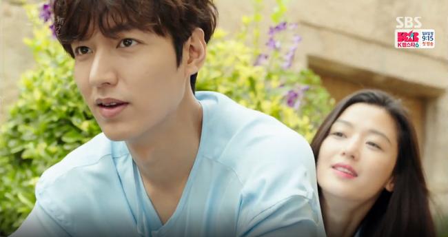 """Blue Sea: """"Thánh bịp"""" Lee Min Ho phát hiện Jeon Ji Hyun là người cá - Ảnh 6."""