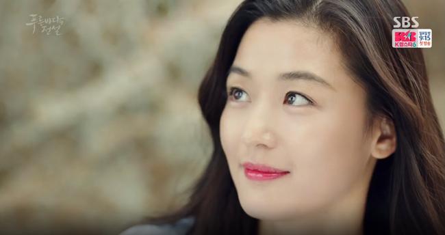 """Blue Sea: """"Thánh bịp"""" Lee Min Ho phát hiện Jeon Ji Hyun là người cá - Ảnh 7."""