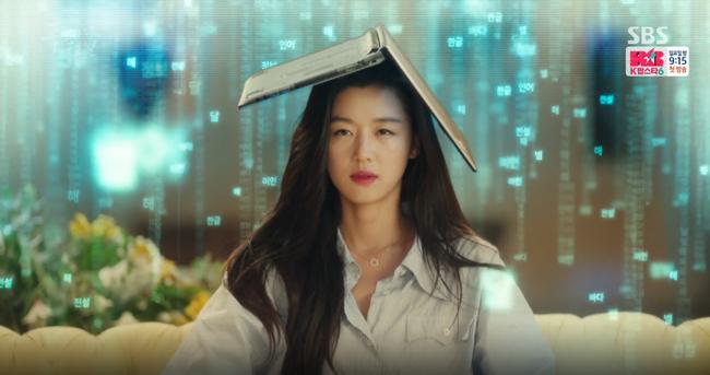 """Blue Sea: """"Thánh bịp"""" Lee Min Ho phát hiện Jeon Ji Hyun là người cá - Ảnh 14."""