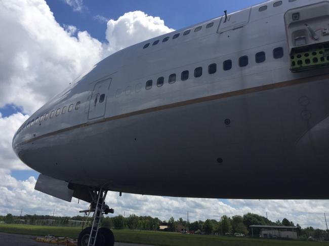 Máy bay Boeing 747 đang được rao bán trên mạng, bạn có thể mua ngay với giá 20 tỷ VND - Ảnh 2.