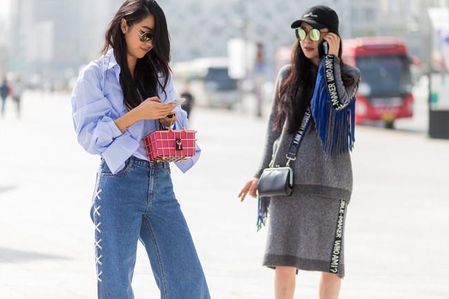 5 xu hướng làm đẹp con gái Hàn lăng xê liên tục tại Tuần lễ thời trang Seoul - Ảnh 4.