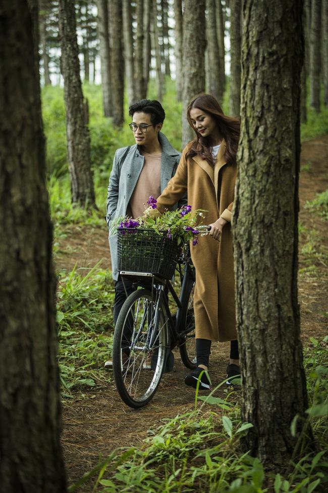 Hà Anh Tuấn và Thanh Hằng hôn nhau đầy tình cảm trong MV - Ảnh 10.